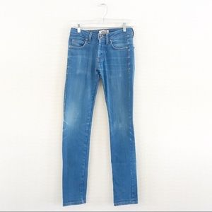 Naked & Famous The Super Skinny Guy Blue Jeans